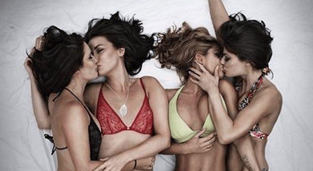 fantasias mujeres lesbianas